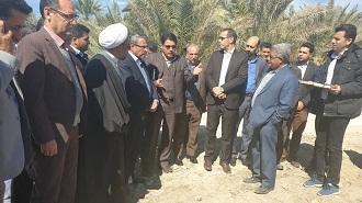 احداث فاز 4 کانال پایاب سد سلمان فارسی اجرایی شد