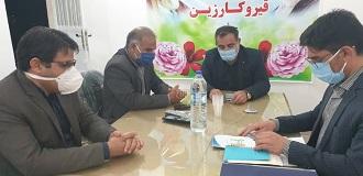 فرمانده بسیج تخصصی اقشار فارس: قرارگاه رصد امنیت غذایی در قیروکارزین تشکیل می شود